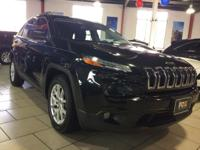 This 2014 Jeep Cherokee Latitude is proudly offered by