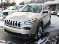 Options:  2014 Jeep Cherokee Latitude 4Dr