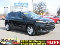 -CARFAX 1-Owner *LOW MILES* This 2014 Jeep Cherokee