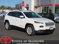 MULTI INSPECTION!! This 2014 Jeep Cherokee Latitude has