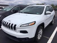 Options:  2014 Jeep Cherokee Latitude Fwd|Sensibility