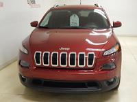 Options:  2014 Jeep Cherokee Latitude Fwd|Features