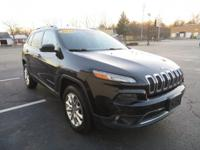 *TECHNOLOGY FEATURES:* This Jeep Cherokee Includes