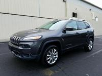 granite crystal metallic clearcoat 2014 Jeep Cherokee
