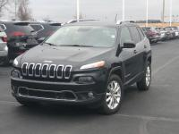 2014 JEEP CHEROKEE LIMITED 4X4 - ONE OWNER - CLEAN AUTO