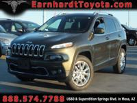 We are pleased to offer you this 1-OWNER 2014 JEEP