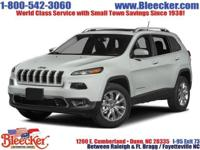 Delivers 28 Highway MPG and 21 City MPG! This Jeep