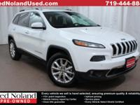 Absolutely loaded!! This used 2014 Jeep Cherokee