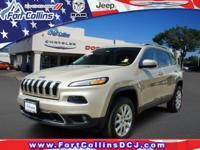 2014 Jeep Cherokee Limited 2.4L I4 MultiAir 4WD Our