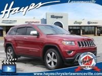 2014 Jeep Grand Cherokee Limited 3.6L V6 Flex Fuel 24V