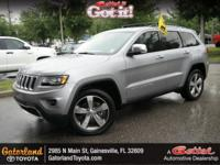 2014 Jeep Grand Cherokee Limited RWD 8-Speed Automatic