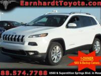 We are pleased to offer you this *1-OWNER 2014 JEEP