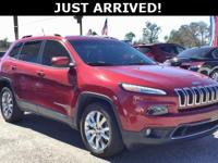 This Cherokee features:  28/19 Highway/City MPG