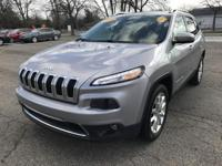 2014 Jeep Cherokee Limited Edition FWD. Features