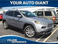 Tried-and-true, this Used 2014 Jeep Cherokee Limited