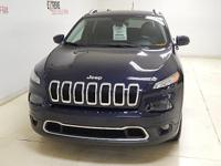 Options:  2014 Jeep Cherokee Limited Fwd|Features