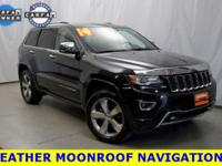 2014 Jeep Grand Cherokee Brilliant Black Crystal