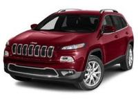 Options:  2014 Jeep Cherokee Sport|Sensibility And