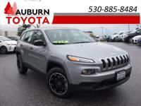 4WD, LOW MILEAGE, CRUISE CONTROL! This great 2014 Jeep
