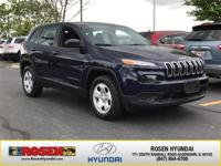 JUST ARRIVED! 2014 Jeep Cherokee Sport!**LOCAL, ONE