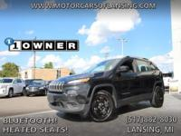 Options:  2014 Jeep Cherokee Sport|Multi-Media