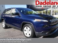 Dadeland Dodge is excited to offer this 2014 Jeep