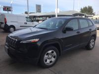 We are excited to offer this 2014 Jeep Cherokee. This