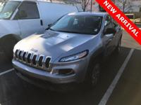 2014 Jeep Cherokee Sport* BACK UP CAMERA* ELECTRONIC