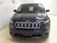 Options:  2014 Jeep Cherokee Sport Fwd|Features Include