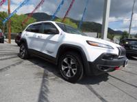 This 2014 Jeep Cherokee Trailhawk will sell fast Priced