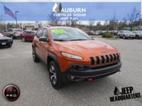 1 OWNER, BLUETOOTH, BACKUP CAMERA!  This 2014 Jeep