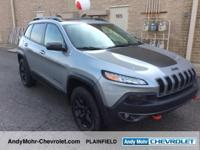 Priced below KBB Fair Purchase Price!  Jeep Cherokee