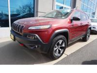 CARFAX 1-Owner, Jeep Certified, GREAT MILES 20,763!