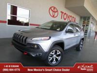 Options:  2014 Jeep Cherokee Trailhawk|4X4 Trailhawk