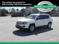 Jeep Compass Fun to drive, you have to come see this