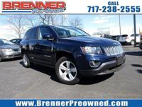 Come see this 2014 Jeep Compass Latitude. Its Automatic