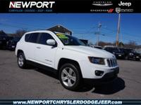 People everywhere will love the way this 2014 Jeep
