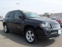 This sweet 2014 Jeep Compass Latitude is the able SUV