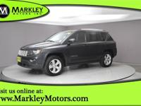 Our Carfax Accident-Free 2014 Jeep Compass Latitude 4x4
