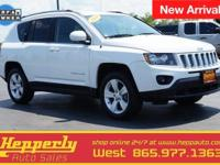 CARFAX One-Owner. This 2014 Jeep Compass Latitude in