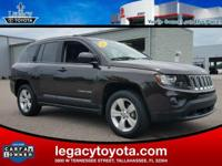CARFAX One-Owner. 4WD. 27/21 Highway/City MPG 2014 Jeep
