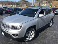 2014 Jeep Compass Latitude 4WD 6-Speed Automatic 2.4L