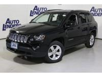 This CERTIFIED preowned 2014 Jeep Compass comes