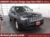 2014 JEEP COMPASS LATITUDE 4X4..ONE OWNER