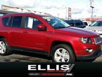 2014 Jeep Compass Latitude For Sale.Features:Front