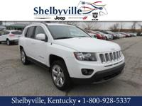 CARFAX One-Owner. 2014 Jeep Compass Latitude FWD