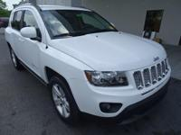 Look at this 2014 Jeep Compass Latitude. Its Automatic