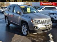 Treat yourself to a test drive in the 2014 Jeep
