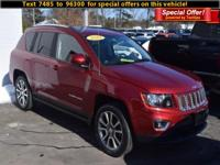 Introducing the 2014 Jeep Compass! Stylish and