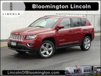 New Price! 2014 Jeep Compass Limited **POWER SUNROOF**,